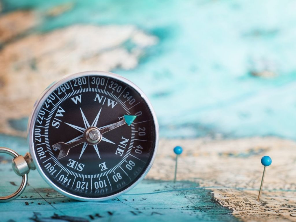 Compass to a perfect event