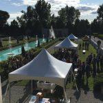 High Top Canopy Tents Parkwood Estate Formal Garden